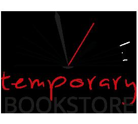 Temporary Bookstore Logo